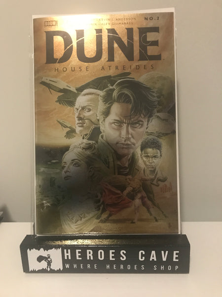 LCSD Dune House Atreides 2 - Heroes Cave