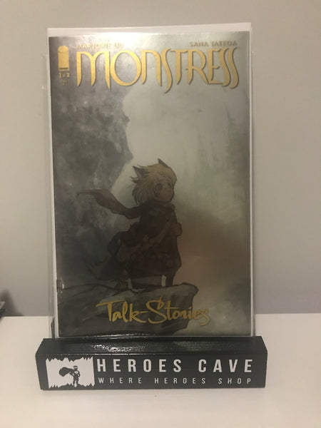 LCSD Monstress Talk-Stories 1 - Heroes Cave