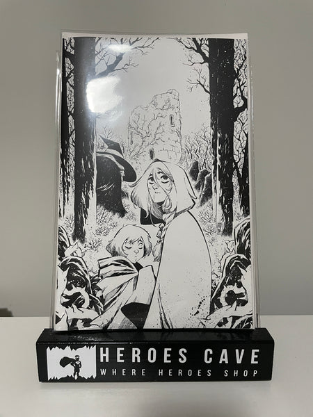 Last Witch 1 - Heroes Cave