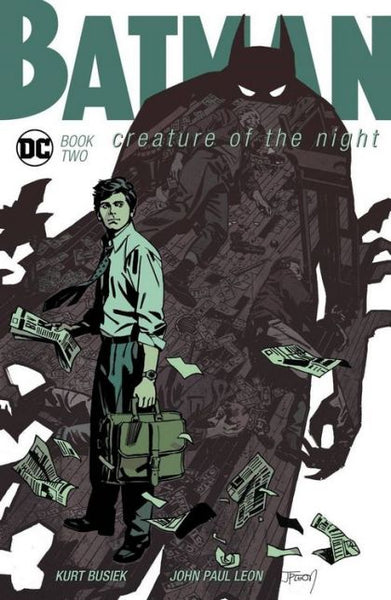 Batman: Creature Of The Night 2 - Heroes Cave