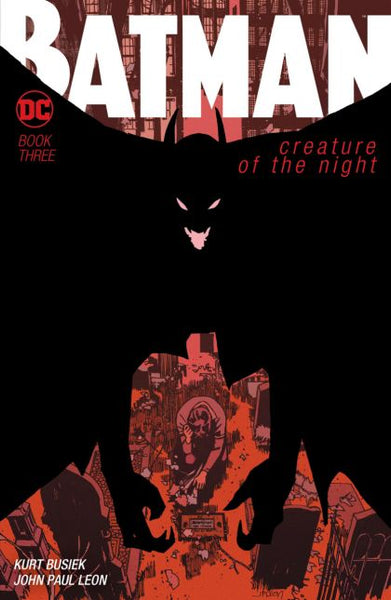 Batman: Creature Of The Night 3 - Heroes Cave