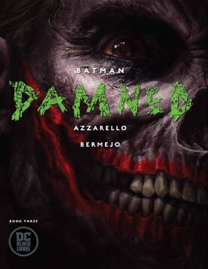 Batman: Damned 3 - Heroes Cave