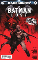 Batman: Lost 1 - Heroes Cave