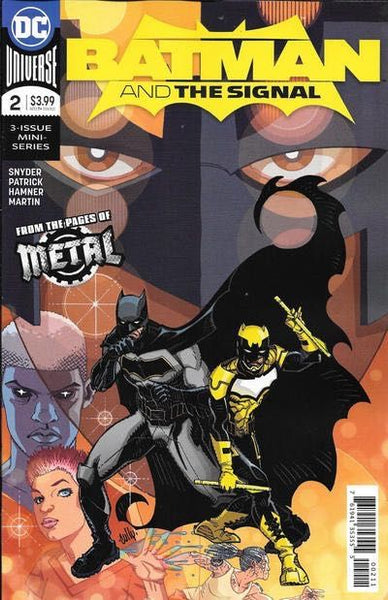 Batman and the Signal 2 - Heroes Cave