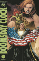 Doomsday Clock 11 - Heroes Cave