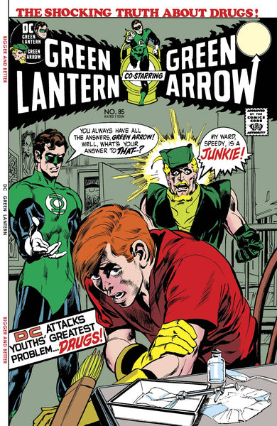 Green Lantern 85 Facsimile Edition - Heroes Cave