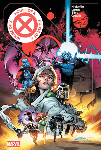 House of X / Powers of X HC - Heroes Cave