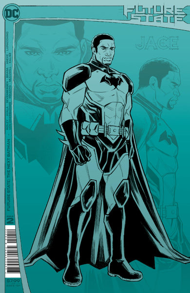 Future State: The Next Batman 1 - 2nd Print (Pre-order 2/3/21) - Heroes Cave