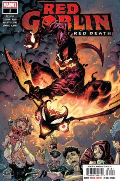 Red Goblin Red Death - Heroes Cave