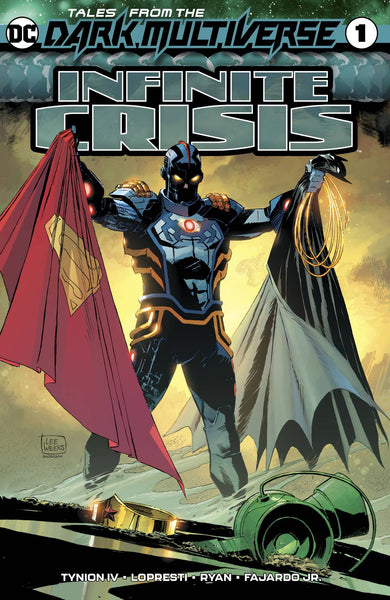 Tales from The Dark Multiverse Infinite Crisis 1 - Heroes Cave