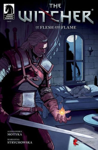 The Witcher: Of Flesh and Flame 1 - Heroes Cave