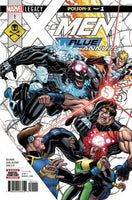 X-Men: Blue Annual 1 - Heroes Cave