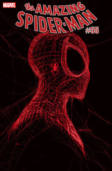 Amazing Spider-Man 55 LR - 2nd Print (Pre-order 2/3/21) - Heroes Cave