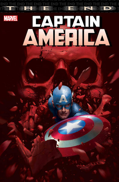 Captain America The End 1 - Heroes Cave