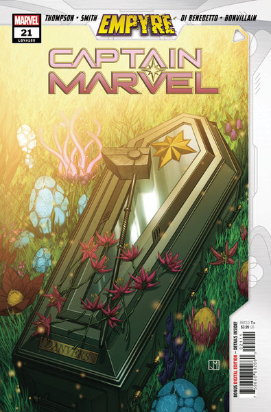 Captain Marvel 21 Empyre - Heroes Cave