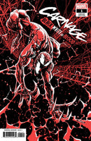 Carnage Black White and Blood 1 (Pre-order 3/24/21) - Heroes Cave
