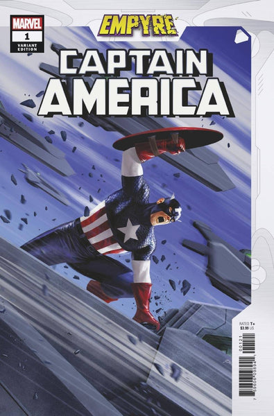 Empyre Captain America 1 - Heroes Cave