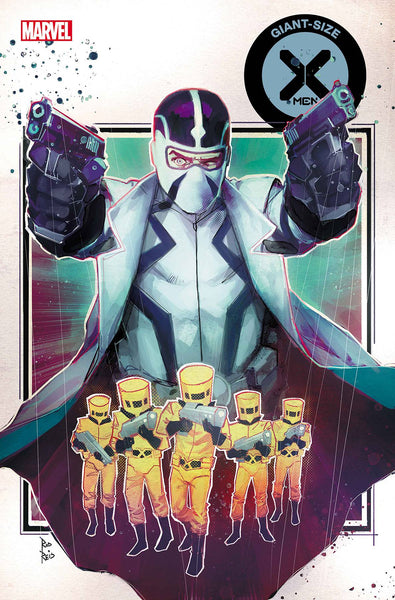 Giant Size X-Men Fantomex 1 - Heroes Cave