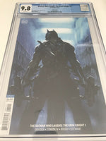 BATMAN WHO LAUGHS THE GRIM KNIGHT 1 - CGC - Heroes Cave