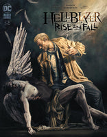 Hellblazer Rise and Fall 1 - Heroes Cave