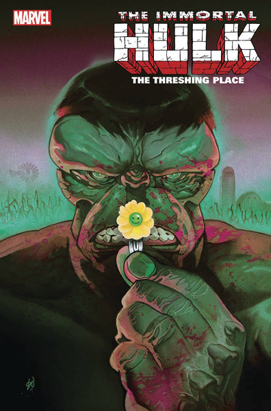 Immortal Hulk The Threshing Place 1 - Heroes Cave