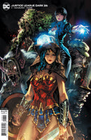 Justice League Dark 26 - Heroes Cave