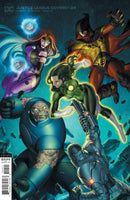 Justice League Odyssey 24 - Heroes Cave