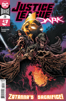 Justice League Dark 28 - Heroes Cave