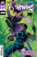 Nightwing 72 - Heroes Cave
