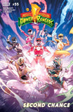 Mighty Morphin Power Rangers 55 - Heroes Cave