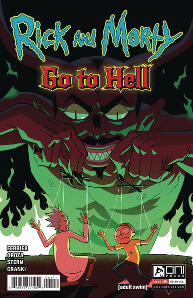 Rick and Morty Go to Hell 4 (Pre-order 9/23/20)