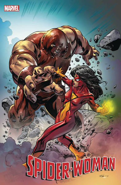 Spider-Woman 2 - Heroes Cave