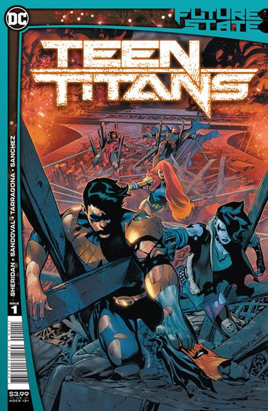 Future State: Teen Titans 1 - Heroes Cave