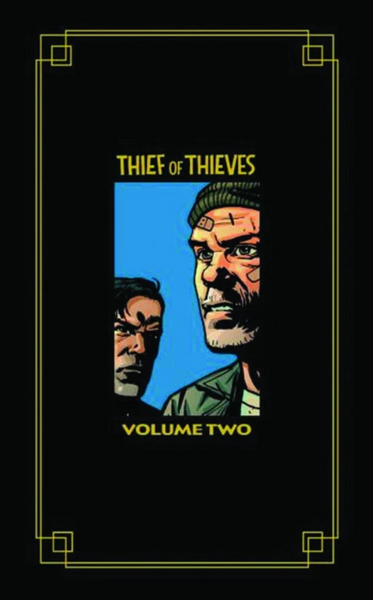 Thief of Thieves Volume 2 HC - Heroes Cave