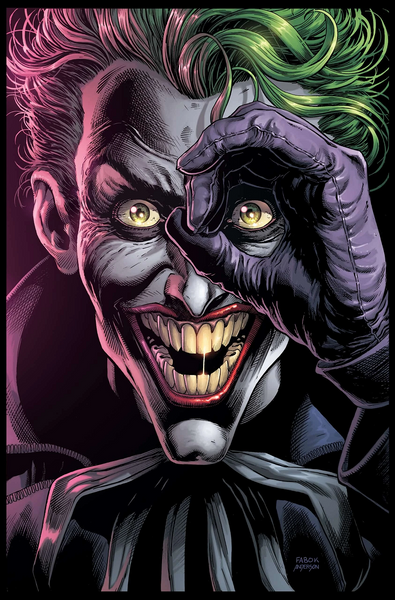 Three Jokers 3 (Pre-order 10/28/20) - Heroes Cave