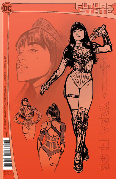 Future State: Wonder Woman 1 - 2nd Print (Pre-order 2/3/21) - Heroes Cave