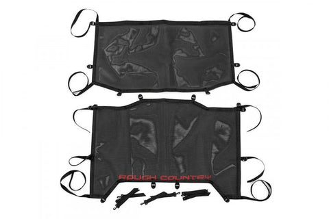 JEEP WRANGLER JL UNLIMITED MESH BIKINI TOP PLUS (18-19 4-DOOR)