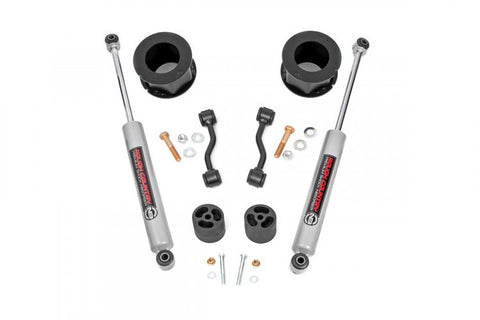 2.5IN JEEP SUSPENSION LIFT KIT (2020 GLADIATOR)