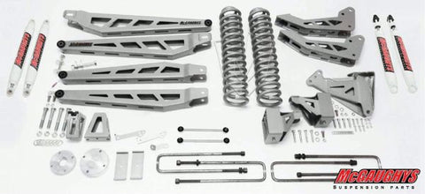 "6"" Lift Kit Phase 3 for 2008-2010 Ford F-350 (4WD)"