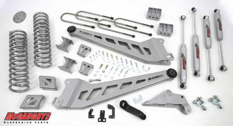 "6"" Premium Lift Kit for 2013-2018 Dodge Ram 3500 (4WD)"
