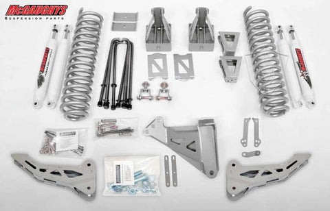 "8"" Lift Kit Phase 1 for 2005-2007 Ford F-250 (4WD)"