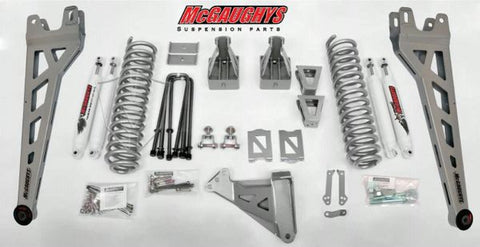 "8"" Lift Kit Phase 2 for 2005-2007 Ford F-350 (4WD)"