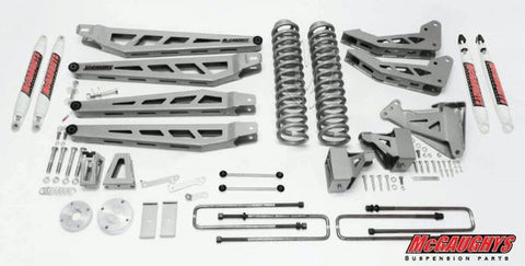 "8"" Lift Kit Phase 3 for 2008-2010 Ford F-350 (4WD)"