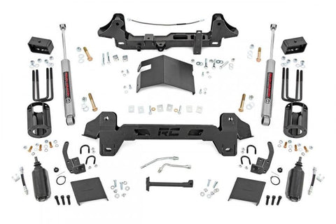 6IN TOYOTA SUSPENSION LIFT KIT (95-04 TACOMA 4WD/2WD)
