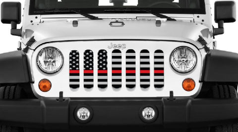 American Tactical Back The Red Grille Insert