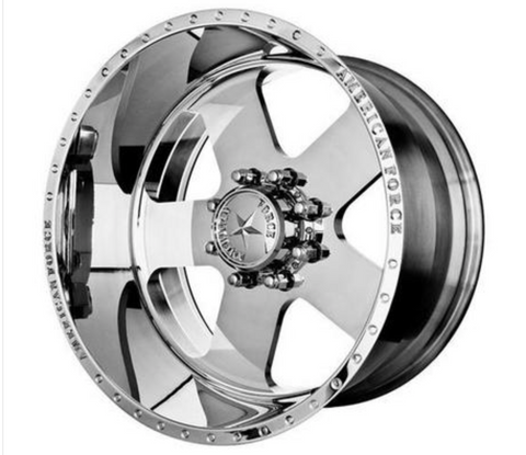 American Force Target SS8 Series Wheels