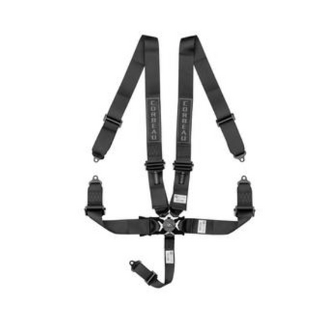 Corbeau 5-Point 3 Inch Harness Belts