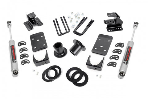 1-2IN / 4IN GM LOWERING KIT (07-14 1500 PU 2WD)