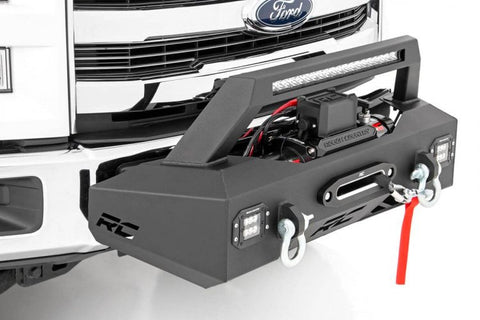 EXO WINCH MOUNT SYSTEM (09-19 FORD F-150)