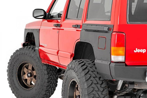 JEEP QUARTER PANEL ARMOR (84-96 CHEROKEE XJ)